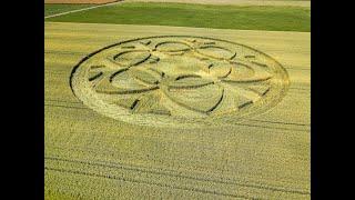 「ミステリーサークル(Crop Circle)」 KOZ インダストリアル Industrial K.T.