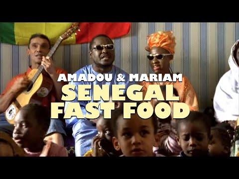 Amadou Senegal Fast Food Beat