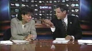 KUSA 9News Denver - Ed Sardella's Last Week - Interview with Adele Arakawa (June 2000)