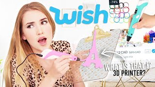 Testing Interesting Back to School Supplies FROM WISH!!