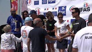 Championnat de France ULM 2018 - vidéo courte