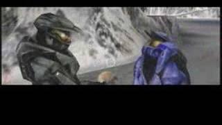 Red vs Blue Tex - A Music Video