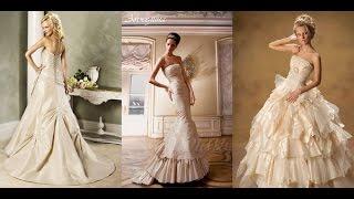 35  Ivory Color  Wedding Dresses - Bridal Trends!