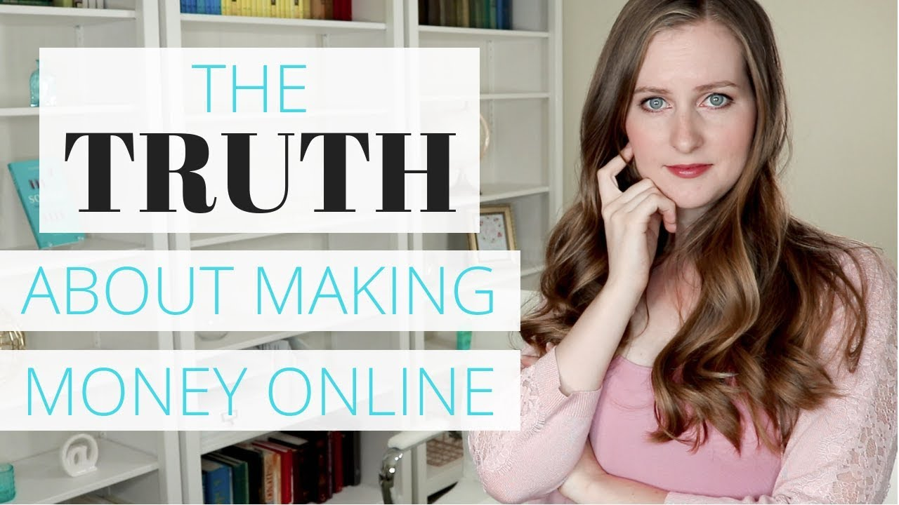 The REALITY About Generating Income Online thumbnail