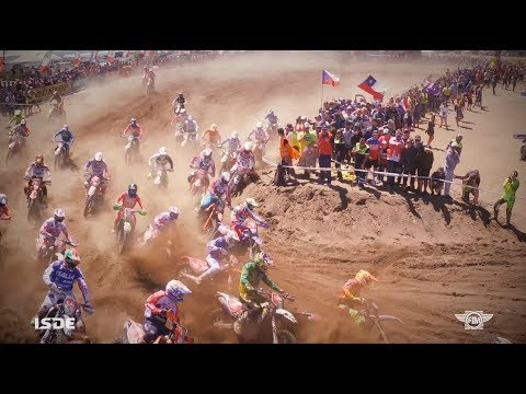 2018 FIM ISDE - 52 min Highlights