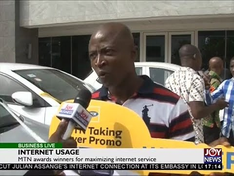 Internet Usage - Business Live on JoyNews (29-3-18)