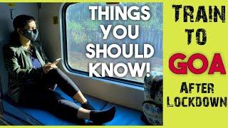 Train to Goa after Lockdown November 2020   Travel tips