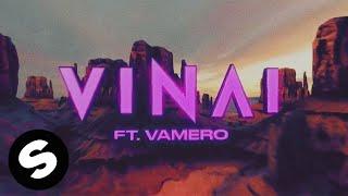 VINAI - Rise Up (feat. Vamero) [Official Lyric Video]