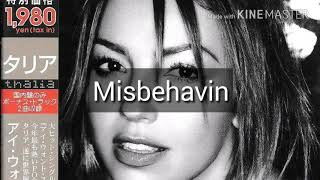 Thalia misbehavin' subtitulado al español