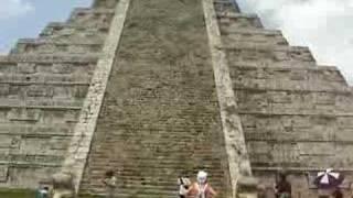 Efecto Acustico Chichen Itzá