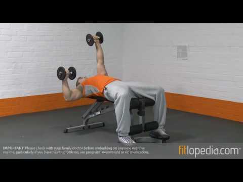 Alternate Dumbbell Bench Press (low start)