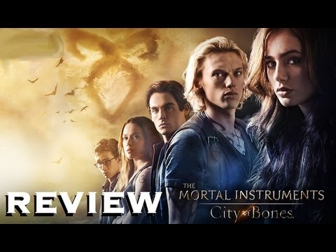 The Mortal Instruments: City of Bones - Movie Review by Chris Stuckmann