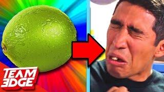 Eating Limes!! | Mini Task Challenge!