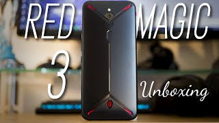 ZTE nubia Red Magic 3 unboxing and first impressions!