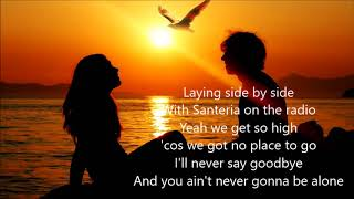 Drift Away   Sons Of Zion Lyrics Video
