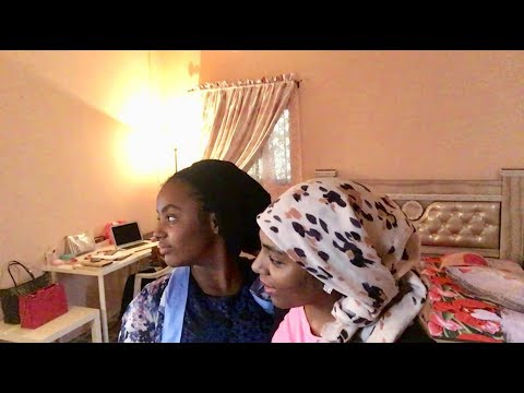 I LOVE HER❤️ - twinning with my nieces & baby sister (vlog) 🇳🇬💕