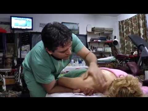 Senzație de masaj de prostata