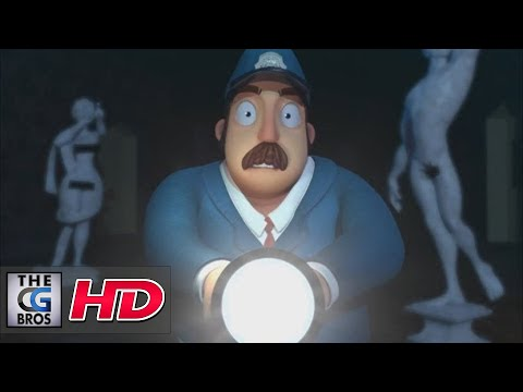 "CGI 3D Animated Short ""None of That"" – by Group Suspific"