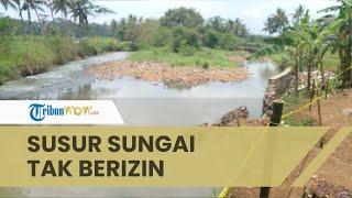Berawal dari Pungut Sampah di Bantaran Sungai, Ternyata Kegiatan Susur Sungai Tak Beirizin