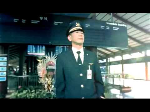 GARUDA INDONESIA Composed By Addie MS, Lyrics: Andy D. & Janoe. Sung By: James Egglestone