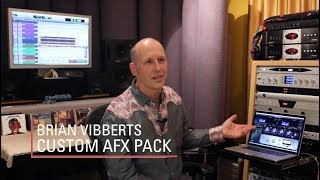 Presets From The Pros - Brian Vibberts
