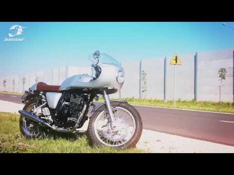 romet cafe racer 400 ccm motorrad euro 4 abs. Black Bedroom Furniture Sets. Home Design Ideas