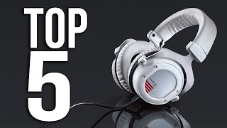 Top 5 Headphones for Gaming 2015