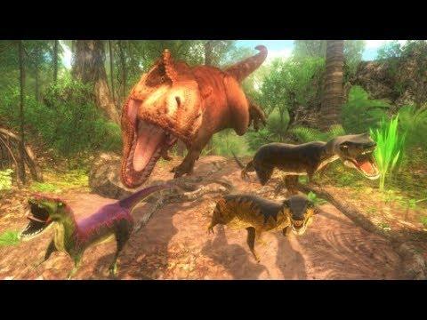 VR Jurassic - Dino Park & Roller Coaster Simulator v3.11