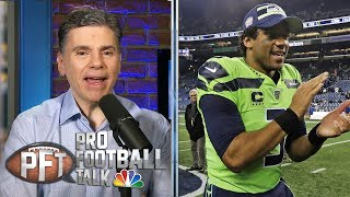 Seahawks ascend to top of NFC West with key win over Vikings   Pro Football Talk   NBC Sports
