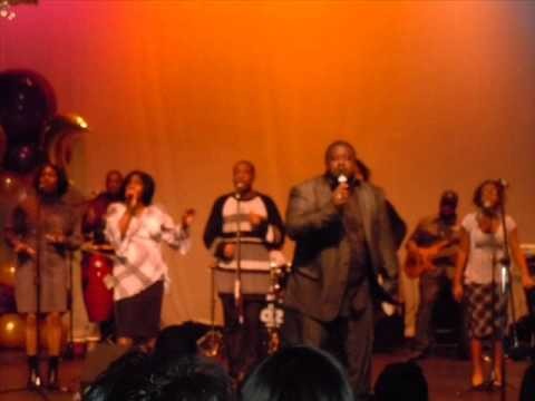 pastor sam green & The Remnant Church singers worthy