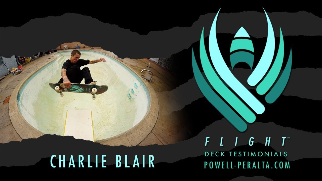 Powell Peralta | Charlie Blair | Flight Deck Construction