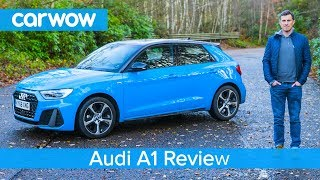 Audi A1 (GB) 2018 - dabar