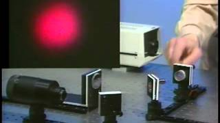 Optics: Two-beam Interference - Collimated Beams | MIT Video Demonstrations In Lasers And Optics
