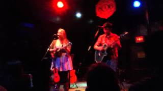Julia Nunes Stay Awake (Live at the 506 Chapel Hill 03/07/2012)