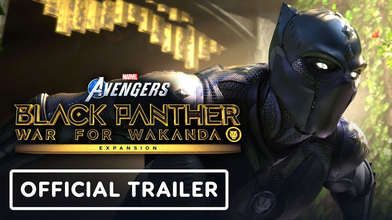 Avengers Black Panther Update