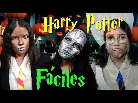 Disfraces fáciles y sencillos de Harry Potter | Halloween