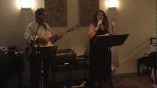 Madeira Funchal LIVE DUO LUNA Medley Night&Day Arrivedercy Roma Captain's Bar H.Porto Santa Maria