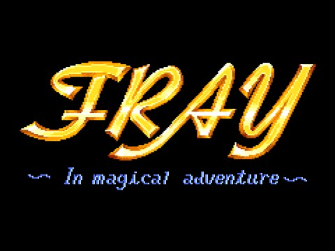 Fray in Magical Adventure (1990, Turbo-R, Microcabin)