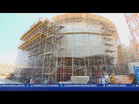 $400 Million Oscars Museum Under Construction