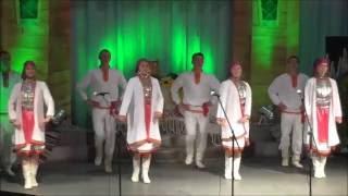 Пеледыш пайрем 2016 - Медведево.  Танец Весела кумыл