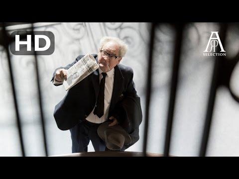 FRITZ BAUER, UN HEROS ALLEMAND - BANDE ANNONCE VOSTF