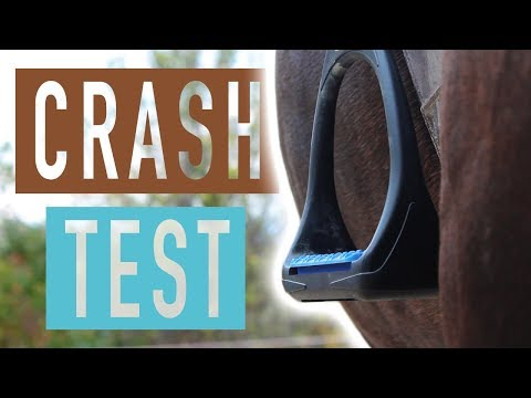 CRASH TEST ETRIERS 👢