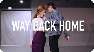 Way Back Home (Sam Feldt Edit) - SHAUN ft. Conor Maynard / Youjin Kim Choreography