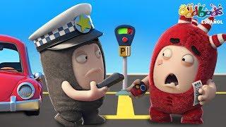 Oddbods | Ticket De Aparcamiento | Dibujos Animados Graciosos Para Niños