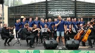Mikkelin Kaupunginorkesteri ja Jukurit - You Make Me (Avicii)