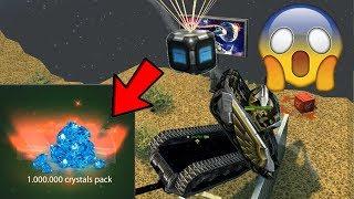 Tanki Online - Cosmonautics Day #25 Goldbox Montage |  [My Birthday Special Video]  + танки Онлайн