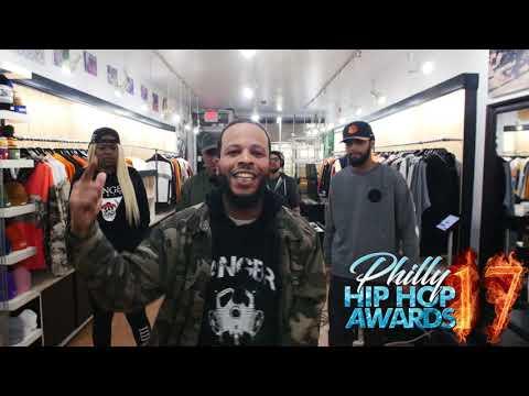 2017 Urban Celebrity Magazine Philly Hip Hop Awards ETHIK Cypher