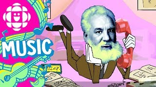 Alexander Graham Bell Invents the Telephone | CBC Kids