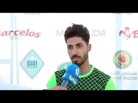 لقاء مع لاعب المنتخب العراقي حيدر عباس - البطولة العربية الثالثة لسباعيات الرجبي