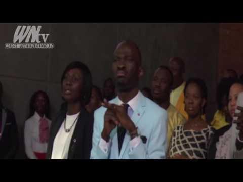 Apostle Johnson Suleman endorses Chris Morgan In south Africa